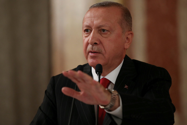 Erdogan déterminé à poursuivre l'assaut dans le nord de la Syrie