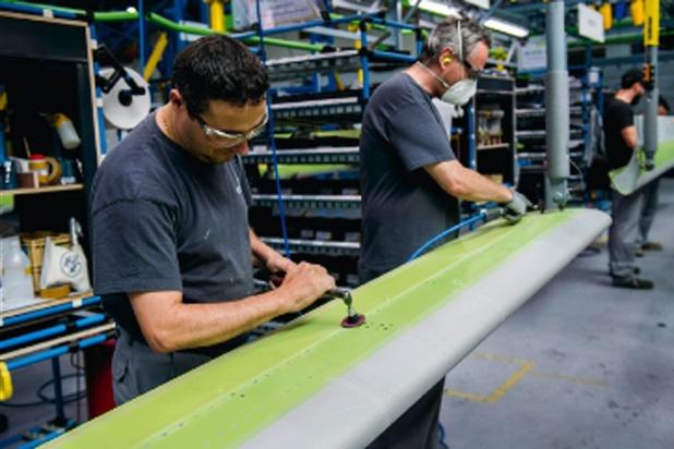 Sonaca moest in 2020 vier fabrieken sluiten en massaal personeel ontslaan