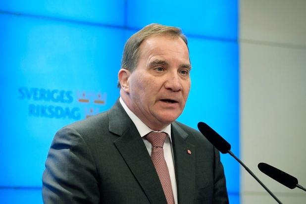 Zweedse premier Stefan Löfven neemt ontslag
