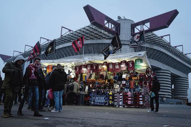 Milanese Winterspelen botsen met stadiondroom
