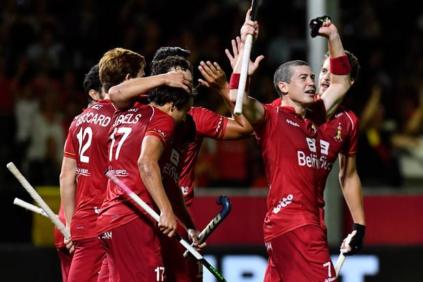 Euro de hockey: Les Red Lions champions d'Europe pour la première fois