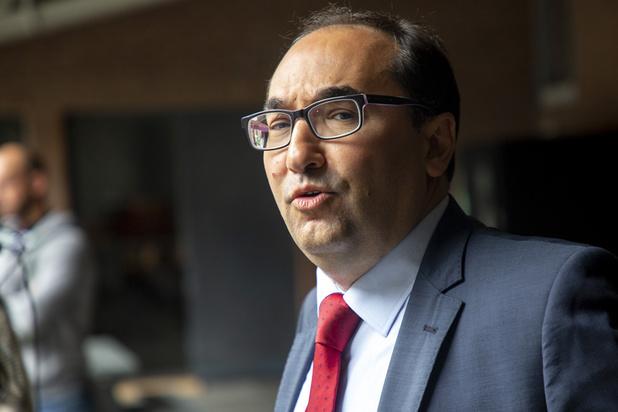 """Ahmed Laaouej: """"CD&V et Open Vld ont la clé des négociations fédérales"""""""