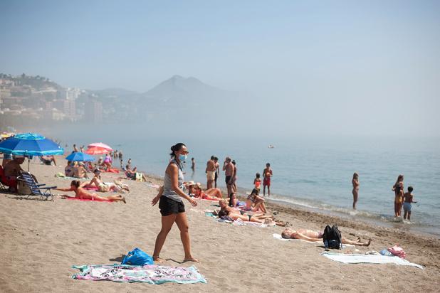 Les réservations touristiques s'effondrent en Espagne durant le mois de juillet