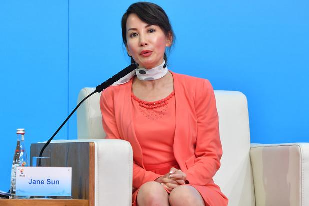 Jane Sun, rare patronne tech en Chine, veut accroître le rôle des femmes en entreprise