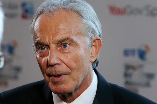 Ex-premier Tony Blair noemt plannen van Johnson 'gevaarlijk'