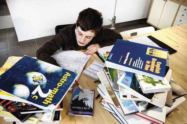 En Flandre, trop de manuels scolaires inutiles ou sous-utilisés