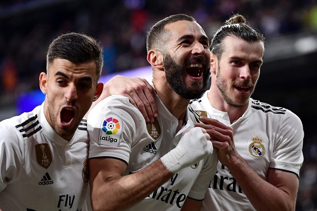 Sans Courtois, le Real s'impose in extremis contre Huesca