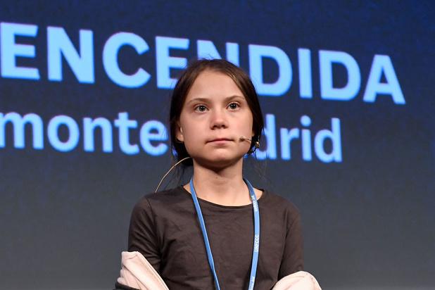 Greta Thunberg beschuldigt COP25-landen van 'bedrog'