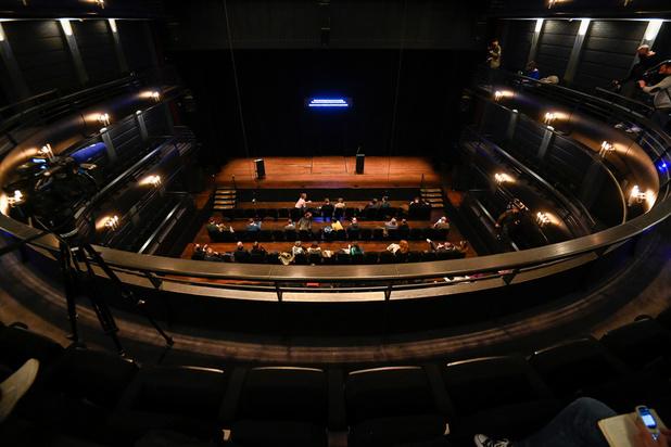 Covid à Bruxelles: sauf concerts, les arts de la scène choisissent le masque plutôt que le pass