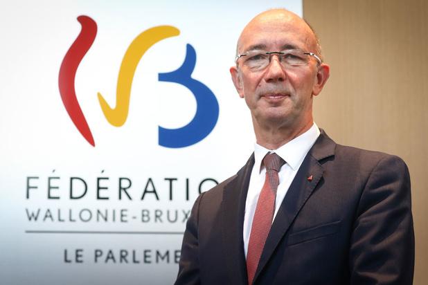 Rudy Demotte voorzitter van parlement van Franse Gemeenschap