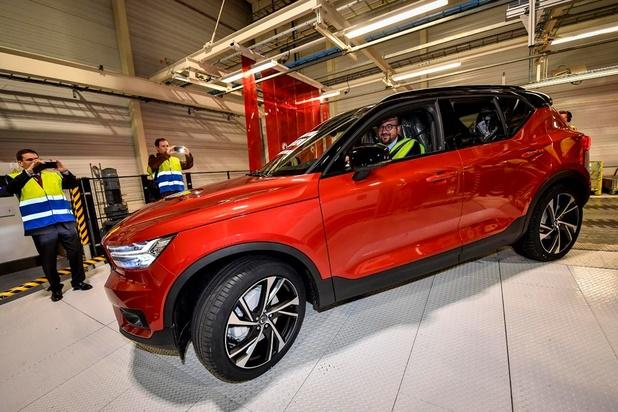 Volvo Cars assemblera aussi des batteries pour voitures électriques en Belgique