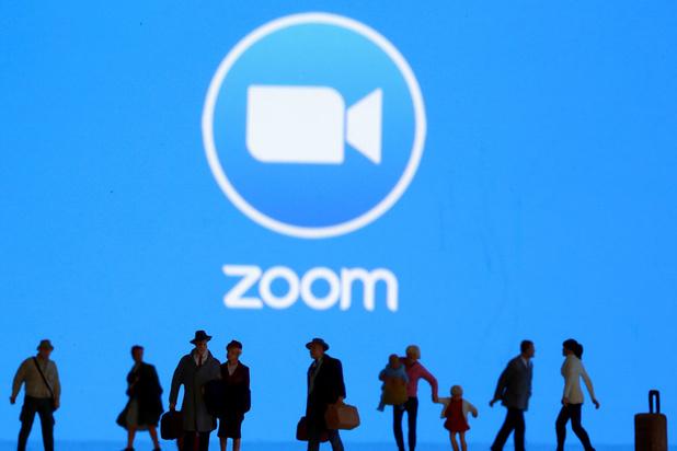Verplicht wachtwoord moet 'Zoom-bombing' tegengaan