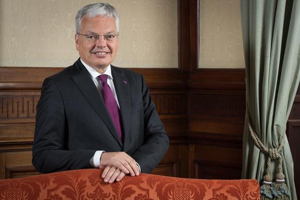 Federale regering draagt Didier Reynders voor als Eurocommissaris