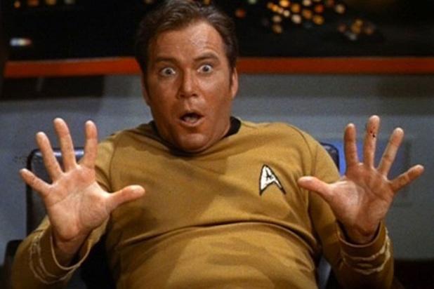 Ruimtevlucht William 'Captain Kirk' Shatner met een dag uitgesteld