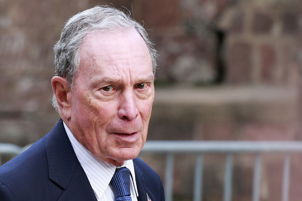 Présidentielle 2020: Michael Bloomberg s'enregistre auprès de la commission électorale