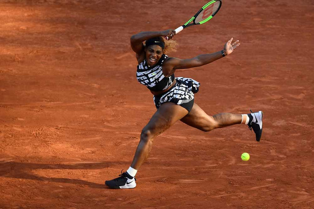 Roland-Garros: Serena Williams battue au 3e tour