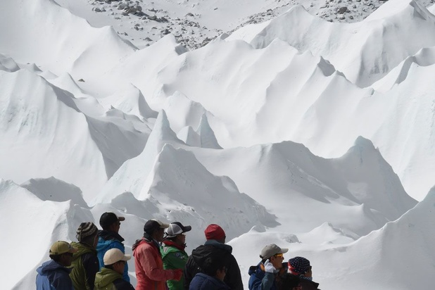 L'alpiniste Andrzej Bargiel renonce à descendre l'Everest à ski