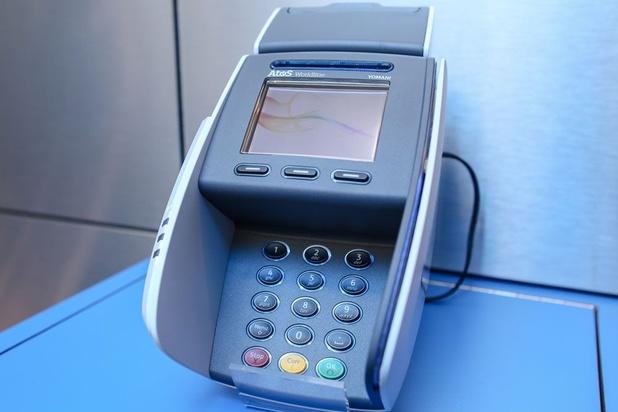 Geen elektronische betalingen mogelijk in de nacht van zondag op maandag