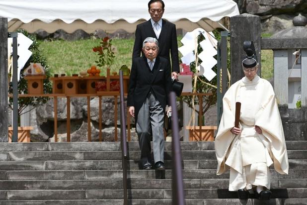 Japon : l'empereur Akihito va abdiquer ce mardi