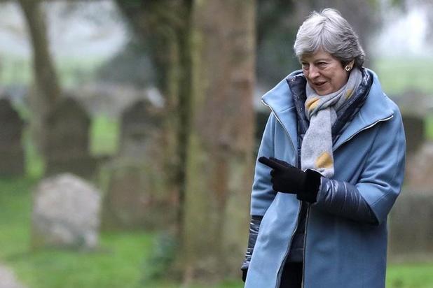 Britse regering heeft alles in gereedheid gebracht voor Europese verkiezingen