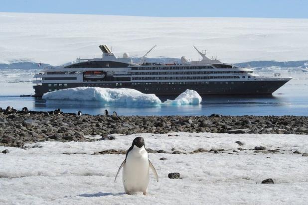 Tourisme : cap sur l'Antarctique, dans le sillage de la Belgica