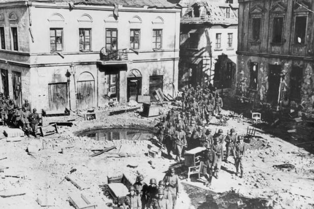Il y a 80 ans, avec l'invasion de la Pologne, débutait la Seconde Guerre mondiale