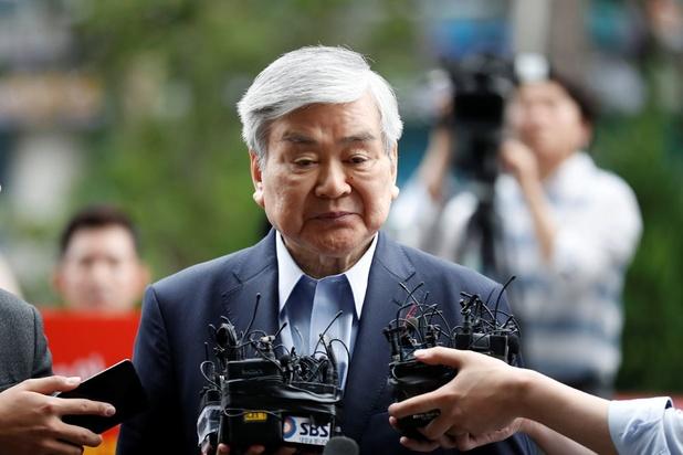 Décès de Cho Yang-ho, patron de Korean Air, en procès pour corruption