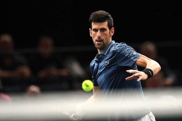 Bij de start van Roland Garros: waarom Djokovic dweept met visualisatie