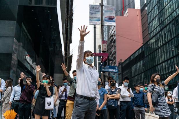 Hongkong: lokale verkiezingen als graadmeter van de stemming in de stad