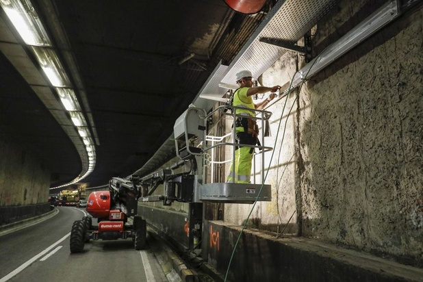 Voici les grands travaux prévus sur les routes bruxelloises cet été