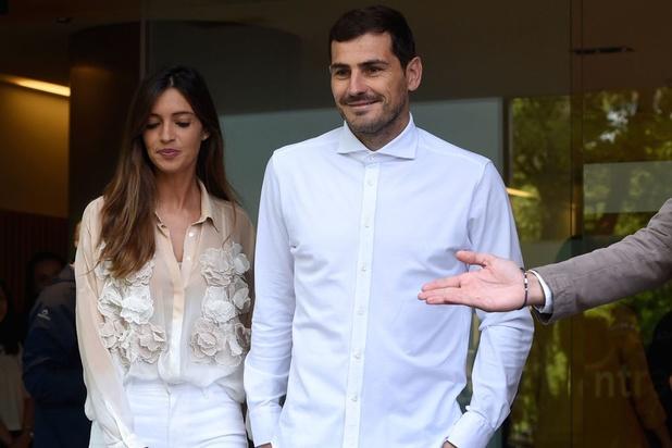 Na hartaanval: Casillas verlaat ziekenhuis en laat toekomst open