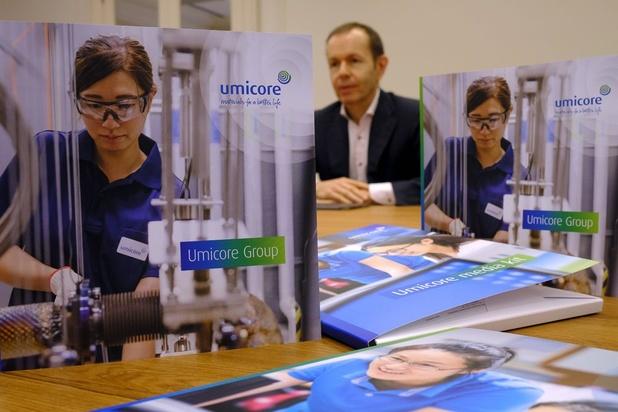 Umicore rachète les activités de raffinage de cobalt d'une entreprise finlandaise