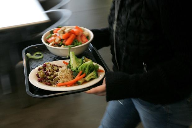 Qualité de l'alimentation dans les écoles: 5 millions de plus par an réclamé par la FWB
