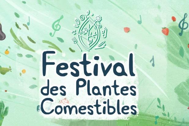 Festival des plantes comestibles les 27 et 28 avril
