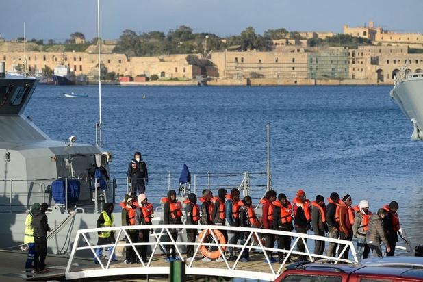 Italië wil reddingsdiensten op zee boetes tot 1 miljoen euro opleggen