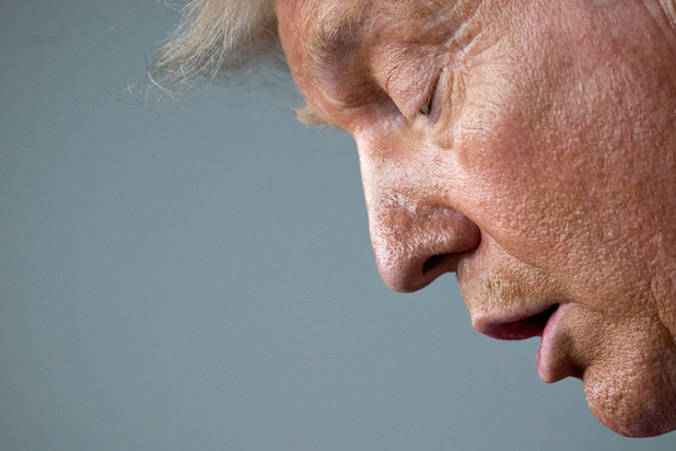 Trump face au spectre de la défaite
