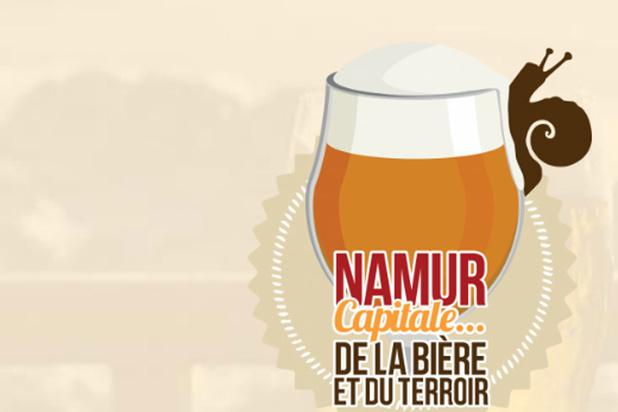 """""""Namur Capitale de la bière et du terroir"""" espère attirer 10.000 personnes"""