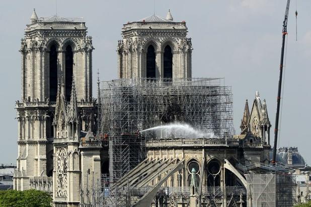 La reconstruction de Notre-Dame de Paris pourra commencer en 2022