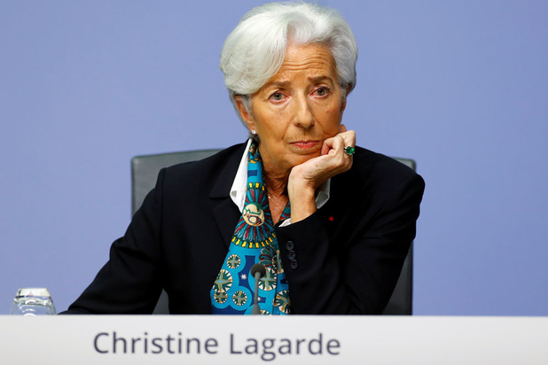 Christine Lagarde (ECB): 'Ben havik noch duif'