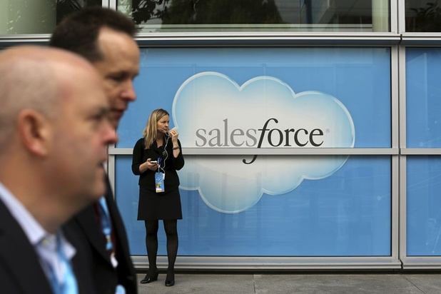 Salesforce partnert met Alibaba om China te veroveren