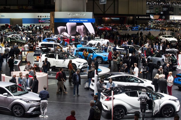 Le salon de l'auto de Genève a décidé d'annuler son édition 2022