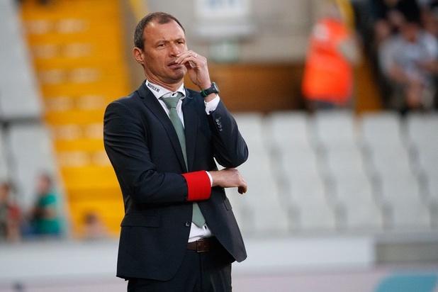 Laurent Guyot n'est plus l'entraîneur du Cercle Bruges
