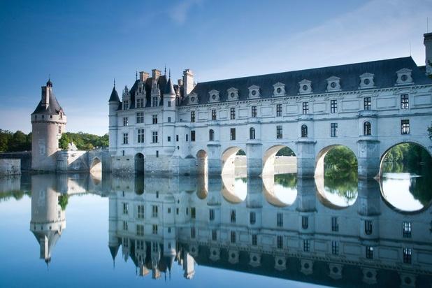 Le château de Chenonceau menacé par la sécheresse