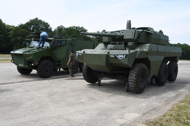 Un centre de formation par province pour rendre l'armée plus attrayante