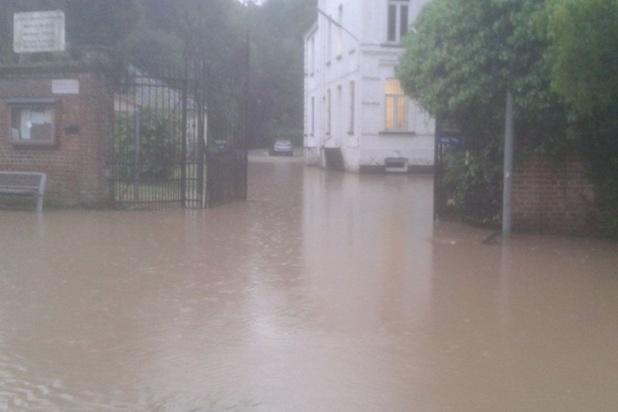 Les tempêtes de mars ont causé pour plus de 200 millions d'euros de dégâts en Belgique