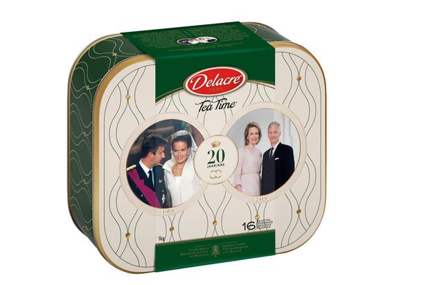 Compotisme: à quand Delphine sur les boîtes de biscuits Delacre?