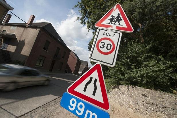 Chaque jour, 12 enfants sont impliqués dans un accident sur le chemin de l'école