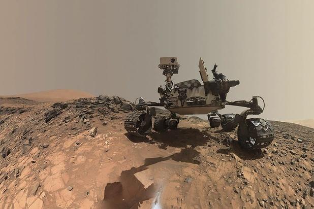 Même en confinement, la NASA pilote son rover sur Mars