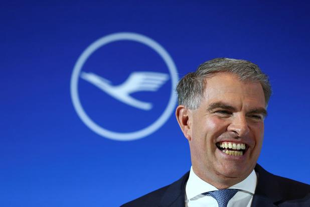 CEO Carsten Spohr: de gevechtspiloot van Lufthansa