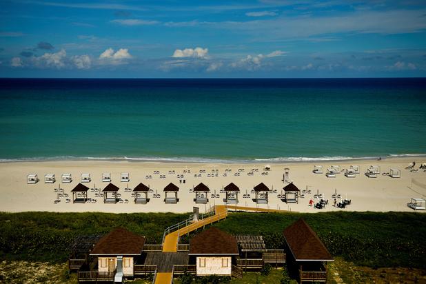 La célèbre plage cubaine de Varadero veut jouer les refuges pour vacanciers face au virus